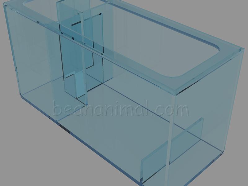 Acrylic Sump SE Rendering