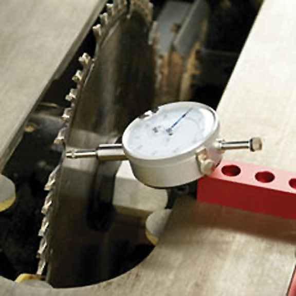 A-Line-It Table Saw Blade alignment tool